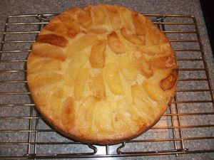 Apple Cake blog 3